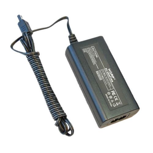 Hqrp AC Adaptador Cargador para JVC Everio GZ-MS130 GZ-MS130B GZ-MS130AU