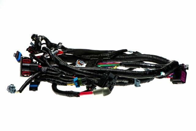 04 ford f250 f350 super duty 04 05 excursion 6 0l diesel engine wire rh ebay com 2001 ford excursion wiring harness ford excursion radio wiring harness