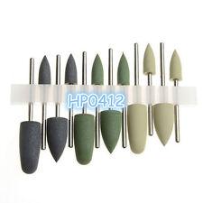 5 Sets Used for low-speed Dental Resin base hidden denture polishing kit HP0412