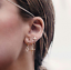 Women-039-s-Punk-Fashion-Crystal-Clip-Ear-Cuff-Stud-Wrap-Cartilage-Earring-Jewelry thumbnail 38