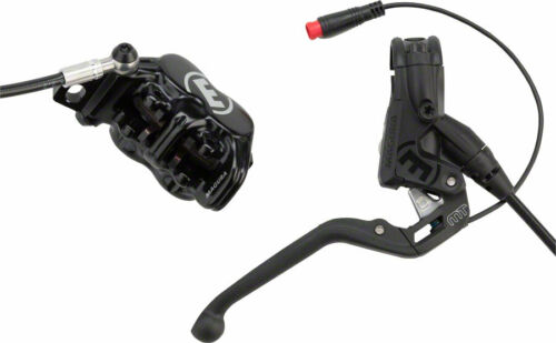 Hydraulic Magura MT5e eBike Disc Brake and Lever Post Mount, Front or Rear