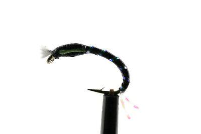 Beaded Buzzers Stillwater Fly Fishing Flies Lake Rainbow Trout Multicoloured