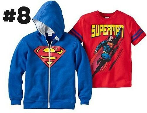 *NEW BOYS Superman Spongebob Spiderman Captain America TURTLE Hoodie /& Shirt Set