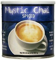 Mystic Chai Spiced Tea Mix - 2 Lb, New, Free Shipping on Sale