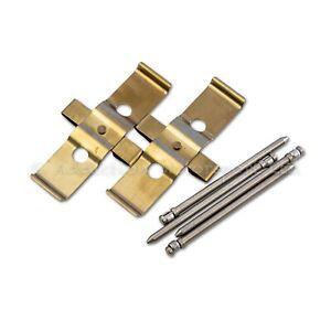 Plaquettes-frein-avant-conservant-Spring-Pin-Kit-Pour-Audi-TTRS-RS-BREMBO-4pot-calipers