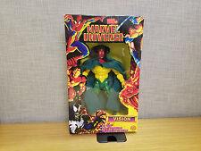 "Toybiz Marvel Universe 10"" Vision action figure, Brand New!"