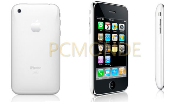 Apple iPhone 3GS 32 GB White - Unlocked (MB718LL/A)