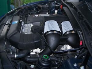 Details about AFE Power Stage 2 Magnum Force Pro Dry S Cold Air Intake CAI  BMW 335I 07-10 New