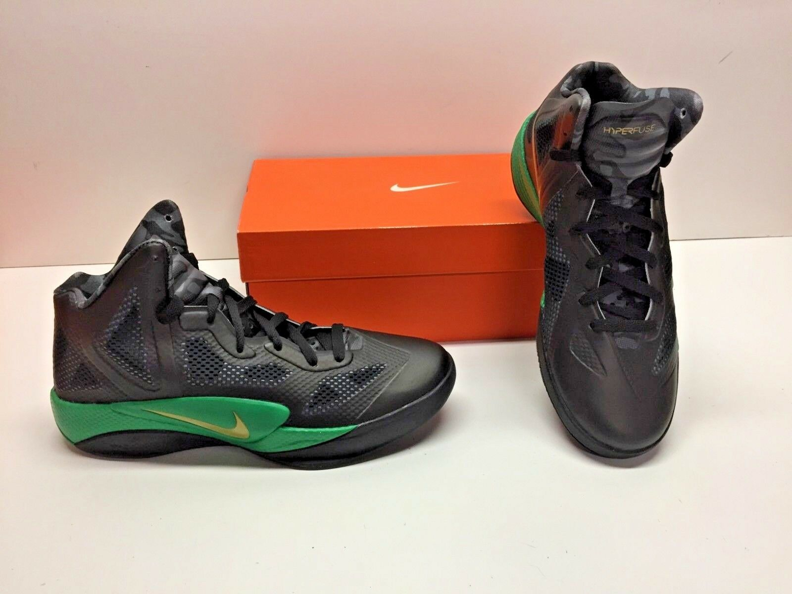Nike Zoom Hyperfuse Rajon Rondo PE Celtics Basketball Athletic shoes Mens 8