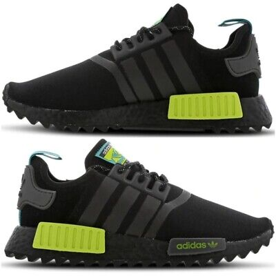 Adidas NMD R1 Wave Mens Trainers Black