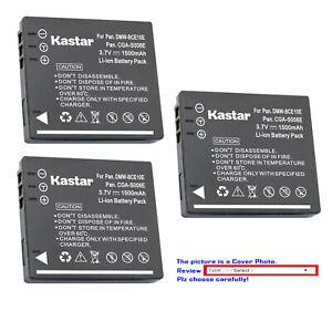 Battery for Panasonic Lumix DMC-FX35EG-S SDR-S7K CGA-S008A DMW-BCE10 CGA-S008A//1
