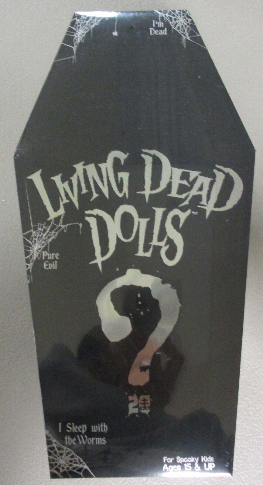 Living Dead bambolas 20th Anniversary Series  Mystery cifra Rare Posey (328) Mezco  moda classica