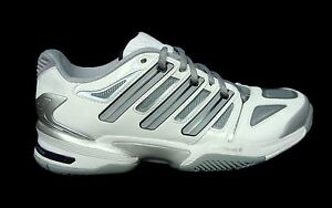 online store ee4c8 68b07 Image is loading ADIDAS-RESPONSE-TENNIS-COMP-MENS-TENNIS-TRAINERS-UK-