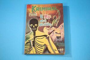 KRIMINAL-PRIMA-EDIZIONE-ORIGINALE-ED-CORNO-N-1-AUT-6235-KR-001
