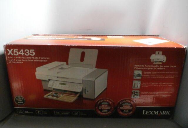 Lexmark X5435 Printer Mac