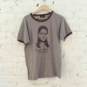 The-Office-Brown-Pam-Graphic-T-Shirt-L