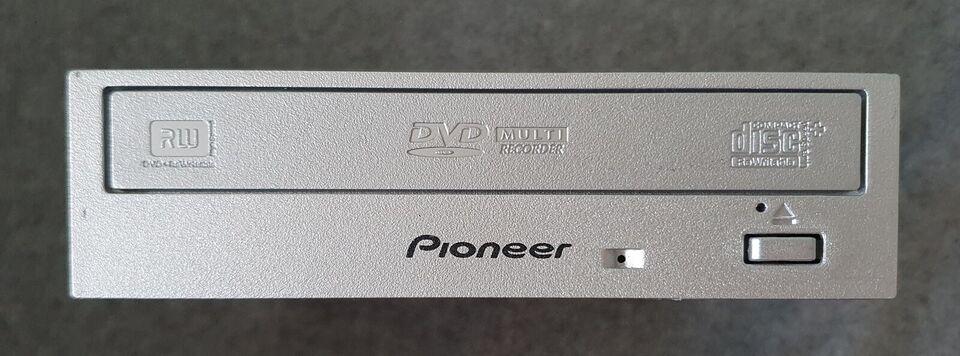 DVD CD Brænder, Pioneer, God