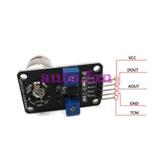 CO2 Carbon Dioxide Sensor Module MG811 Voltage 0-2V Voltage Output