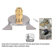 Outdoor BRS Stove Connector Gas Adaptor Camping Stove Connector BRS-17B Cookware
