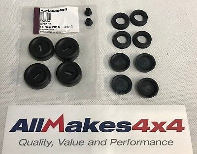 * OEM QUALITY Brake Master Cyl Reservoir Kit For LAND ROVER DISCOVERY SERIES 1