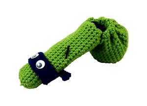 Blue ninja turtle cock sock willy warmer peter heater penis warmer penis cozy