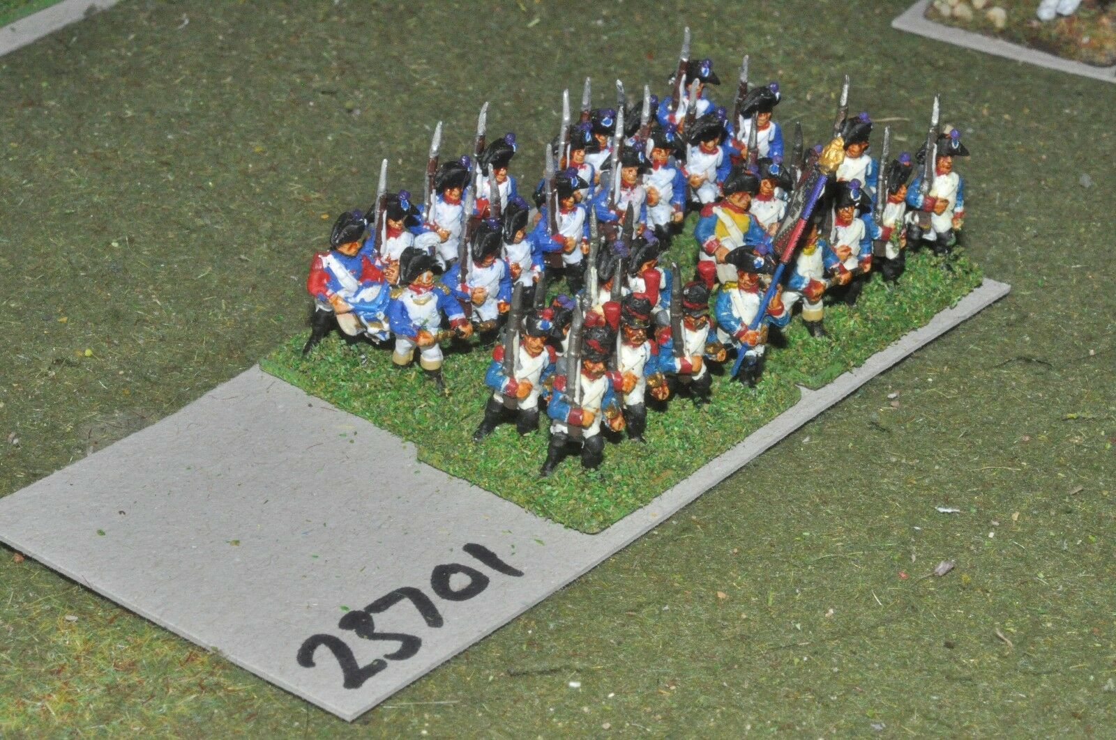 15 mm napoléoniennes French-Line 32 figures-INF (23701)