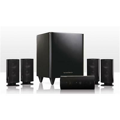 Harman Kardon HKTS 20BQ 5.1 Home Theater Speaker System (Black)