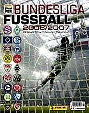 PANINI - FUßBALL - LEERALBUM - BUNDESLIGA - Saison 2006 - 07