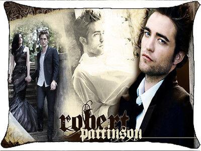New Twilight Edward Cullen Robert Pillow Case Gift Rare