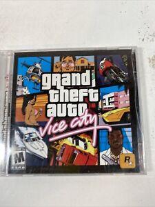 Grand Theft Auto - Vice City PC Game 2 Disc ROCKSTAR A3B