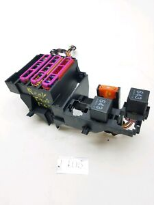 2009-2012 audi a4 q5 a5 s4 s5 rear fuse box power ... 2009 audi a4 fuse box 2002 audi a4 fuse box location #11