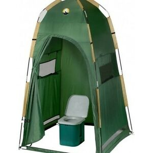 Image is loading C&ing-Privacy-Tent-Shelter-Outdoor-Portable-Toilet -Bathroom-  sc 1 st  eBay & Camping Privacy Tent Shelter Outdoor Portable Toilet Bathroom ...