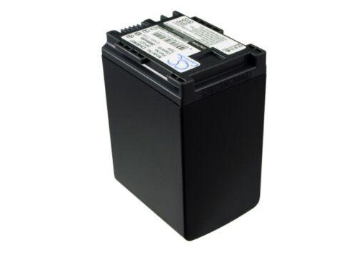 VIXIA FS100 BATTERIA PREMIUM per CANON VIXIA HG20 FS10 Flash Memory Camcorder