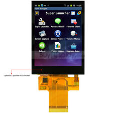 Serial Spi 32tft Lcd Display Moduleili9341 Withcapacitive Touch Paneltutorial