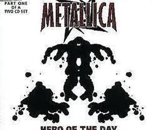 METALLICA-Hero-of-the-Day-SINGLE-CD-NEW