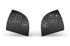 Lexus ES 350 Steering Wheel Sticker Controls Graphic Decal Part Kit CARBON FIBER