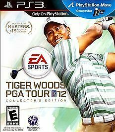 Tiger-Woods-PGA-Tour-12-The-Masters-Collector-039-s-Edition-Sony-PlayStation-3