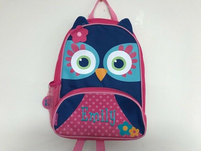 9c767657f042 Stephen Joseph Sidekick Backpack Owl