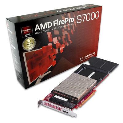FirePro S7000 AMD Radeon SKY 500 4GB Video Graphics Card Workstation Card