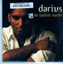 (CW910) Darius, De Laatste Nacht - 1998 CD
