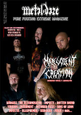 Metal-Daze Magazine #2 (Español Metal Revista)