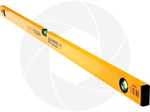 4ft 120cm Spirit 3Vials Horizontal Vertical Aluminum Lightweight Carpenter Level