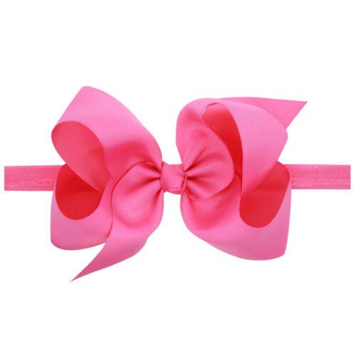 Child Girls Bowknot Hairpin Baby Fashion Hair Clip Headband Accessories 15*8cm