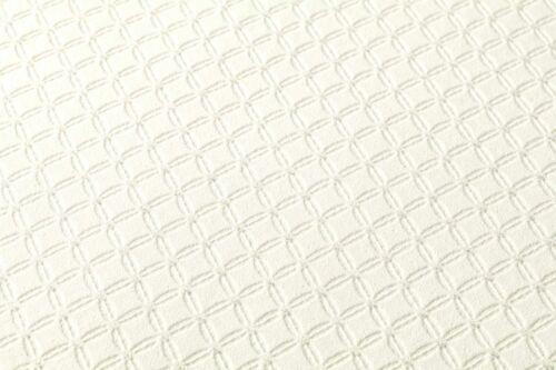 2,80 €//1qm Nappes Papier Peint Chesterfield blanc paillettes Metropolitan Stories 36897-2