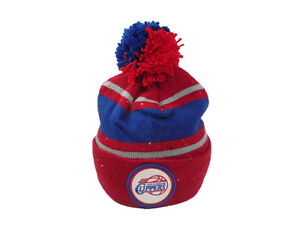 f524e7e9bc9 Image is loading Los-Angeles-Clippers-Beanie-Mitchell-Ness-NBA-Speckled-