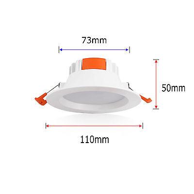 CREE Recessed LED Ceiling Down Light Bulbs 7W 9W 15W 21W 35W Downlight Spotlight