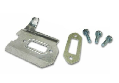 TS420 Muffler Cooling Plate and Mounting Screws fits Stihl cut-off saws Gasket