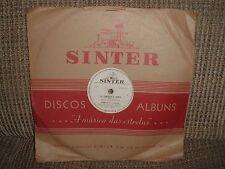 "10"" JOAO DONATO E SEU CONJUNTO 78 RPM ""JA CHEGOU A HORA"" +1 BRAZIL 1953 *RARE*"
