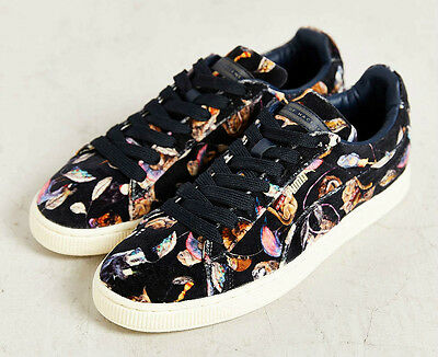 PUMA x HOUSE OF HACKNEY Animal Basket Classic Lo ___ rare suede shoes limited