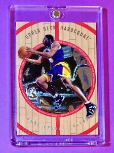 Kobe-Bryant-UPPER-DECK-HARDCOURT-SPECIAL-INSERT-HARDWOOD-FLOOR-FINISH-8-G-Mint
